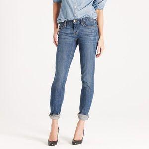 J. Crew Vintage Matchstick Jeans Sz 27S Cotton